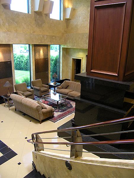 Studio h steven w heili interior design for Certified interior decorators international